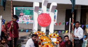 কুমিল্লা নাঙ্গলকোটের বাঙ্গড্ডা এডুকেয়ার স্কুলের উদ্যোগে আন্তর্জাতিক মাতৃভাষা দিবস পালিত